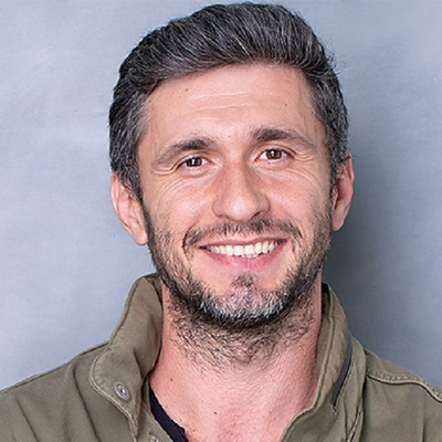 Dragos Bucur Speaker