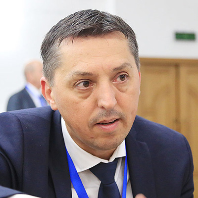Radu Georgescu Speakeri
